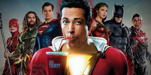 Shazam! vượt mặt Aquaman trong buổi công chiếu sớm, hứa hẹn là bom tấn bùng nổ trong tháng 4 - Ảnh 4.