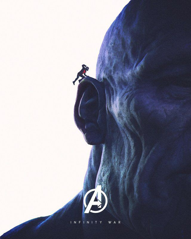 Đằng sau giả thuyết cực mệt trên Reddit: Ant-Man thu nhỏ rồi hóa khổng lồ xé tan bàn tọa của Thanos - Ảnh 5.