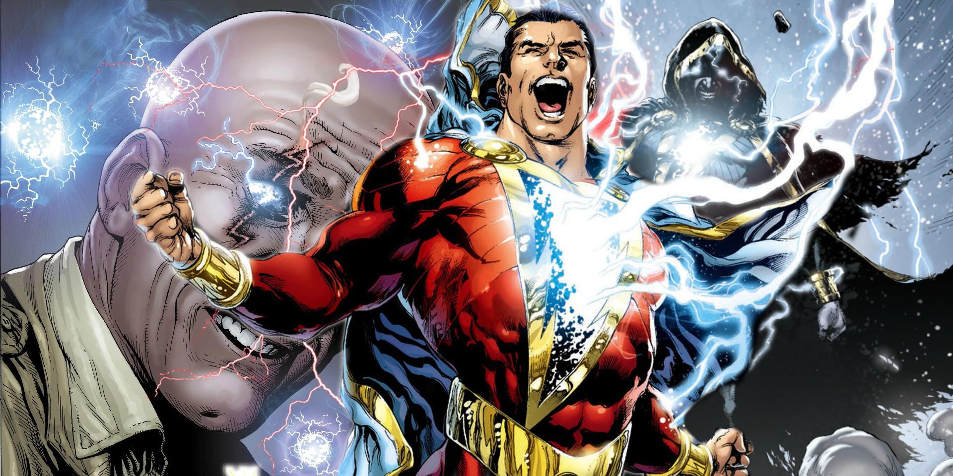 Shazam! Thiên Hạ Đệ Nhất Phàm Nhân và cuộc đời kỳ lạ chỉ vì cái tên Captain Marvel - Ảnh 25.