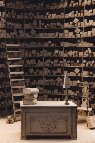 Sinh viên đại học kiến trúc thiết kế lại thế giới Harry Potter, còn đẹp hơn cả phim - Ảnh 3.