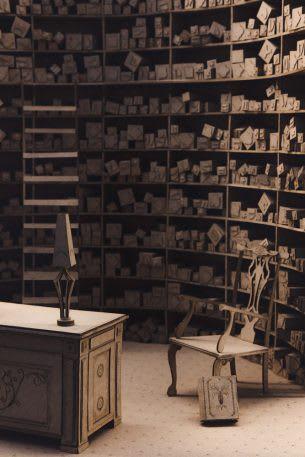 Sinh viên đại học kiến trúc thiết kế lại thế giới Harry Potter, còn đẹp hơn cả phim - Ảnh 2.