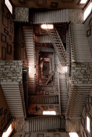 Sinh viên đại học kiến trúc thiết kế lại thế giới Harry Potter, còn đẹp hơn cả phim - Ảnh 4.