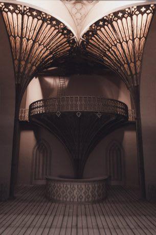 Sinh viên đại học kiến trúc thiết kế lại thế giới Harry Potter, còn đẹp hơn cả phim - Ảnh 10.