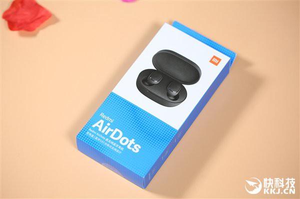 Cận cảnh Redmi AirDots, tai nghe không dây thực thụ giá chỉ 350 ngàn của Redmi - Ảnh 1.