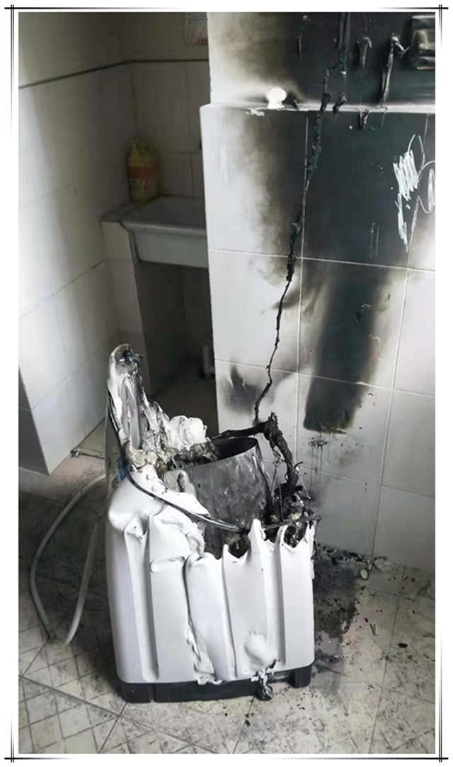 Lén mua máy giặt sử dụng trong phòng ký túc, nữ sinh Trung Quốc gây ra vụ nổ kinh hoàng - Ảnh 1.