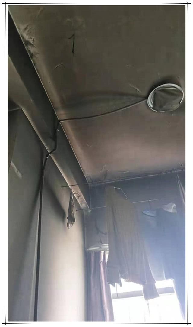 Lén mua máy giặt sử dụng trong phòng ký túc, nữ sinh Trung Quốc gây ra vụ nổ kinh hoàng - Ảnh 2.