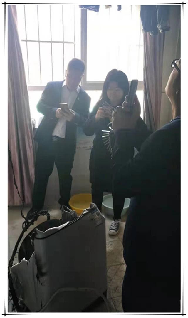 Lén mua máy giặt sử dụng trong phòng ký túc, nữ sinh Trung Quốc gây ra vụ nổ kinh hoàng - Ảnh 3.