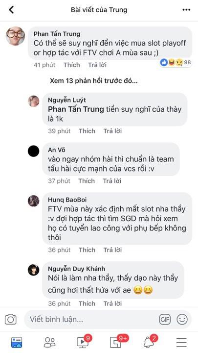 LMHT: Team SBTC và QTV bất ngờ rút lui khỏi VCSB, Thầy Ba tiết lộ sẽ mua lại suất thi đấu của FTV để lên thẳng VCS - Ảnh 4.