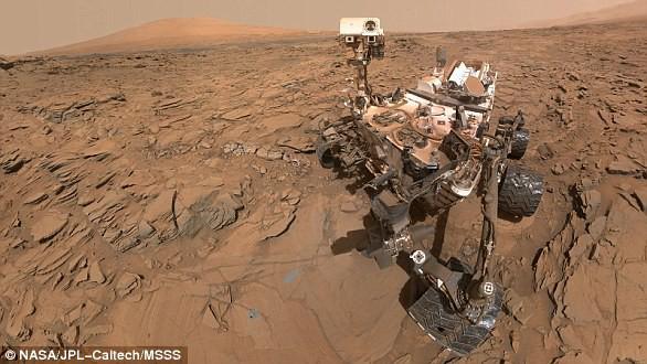 Hình chụp Sao Hỏa từ vệ tinh cho thấy vết tích những dòng sông cổ có tuổi thọ cả tỷ năm - Ảnh 5.