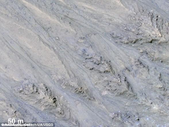 Hình chụp Sao Hỏa từ vệ tinh cho thấy vết tích những dòng sông cổ có tuổi thọ cả tỷ năm - Ảnh 6.