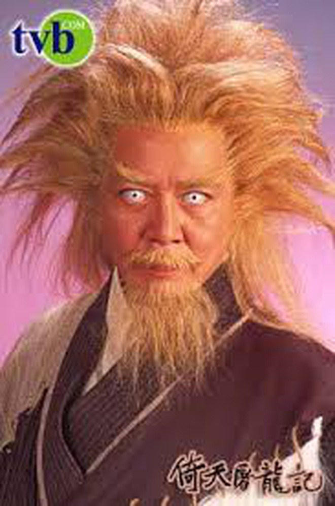 Sự thật bội phục đằng sau màn trợn mắt trắng dã kinh điển của Kim Mao Sư vương ở Ỷ Thiên Đồ Long Ký 2003 - Ảnh 7.