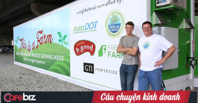 Freight Farms và công nghệ trồng rau tương lai: Không đất, không hóa chất, bất chấp thời tiết, hiệu quả gấp 80 lần và thu về 39.000 USD mỗi container - Ảnh 6.