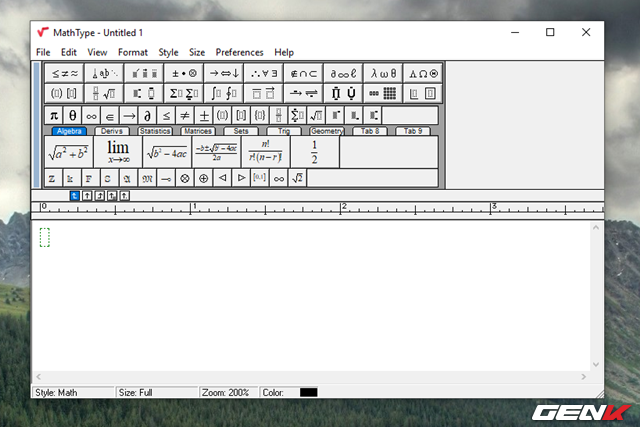 Hướng dẫn cách viết công thức Hóa học trong Microsoft Word - Ảnh 11.