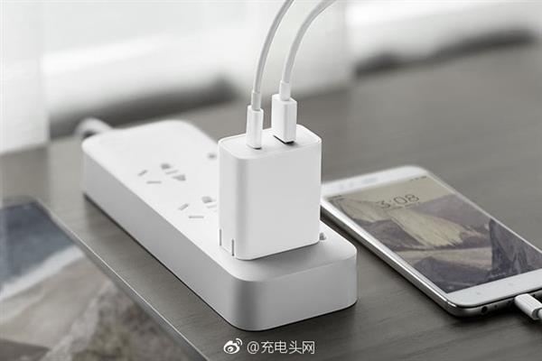 Xiaomi ra mắt củ sạc kép có cả cổng USB C lẫn USB A, hỗ trợ chuẩn sạc nhanh USB PD trên iPhone - Ảnh 1.