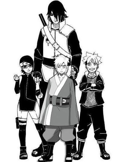 Naruto ngoại truyện: Sasuke sẽ hướng dẫn đội 7 một nhẫn thuật mới cực mạnh do chính anh sáng tạo ra - Ảnh 2.