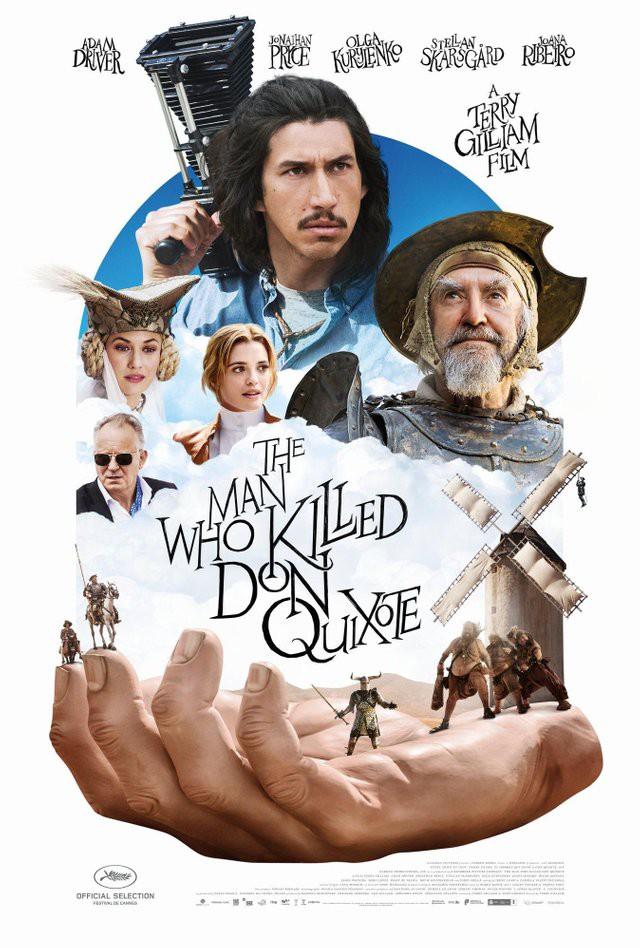 The Man who Killed Don Quixote: Bộ phim làm 30 năm mới xong vì đủ kiểu tai bay vạ gió - Ảnh 1.