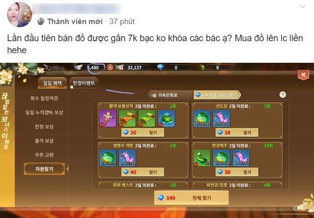 Espresso, av292929 và hàng loạt đại gia top đầu làng game Việt không hẹn mà gặp trong Thục Sơn Kỳ Hiệp Mobile, nuôi mộng Thập Niên Trùng Phùng - Ảnh 18.