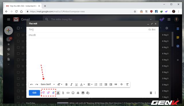 Lên lịch gửi Email định kỳ nhanh chóng và trực quan nhờ công cụ siêu nhỏ - Ảnh 5.