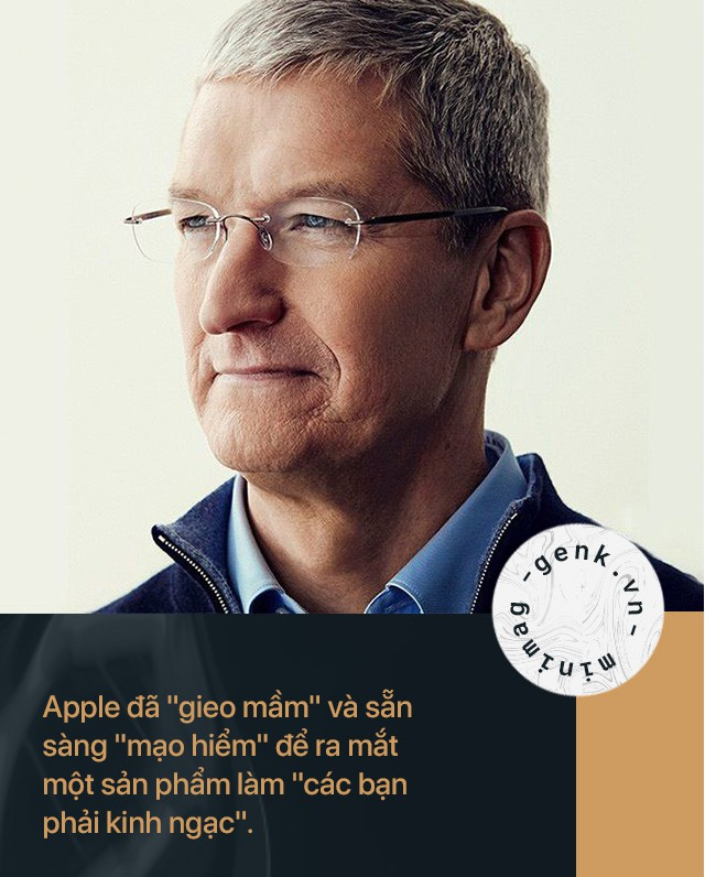 Không chạy theo Samsung hay Huawei, đây mới là sản phẩm sẽ khiến tất cả phải kinh ngạc của Apple? - Ảnh 4.