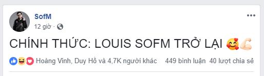 LMHT: SofM bất ngờ quyết định về Việt Nam gây dựng lại team Full Louis huyền thoại một thời? - Ảnh 1.