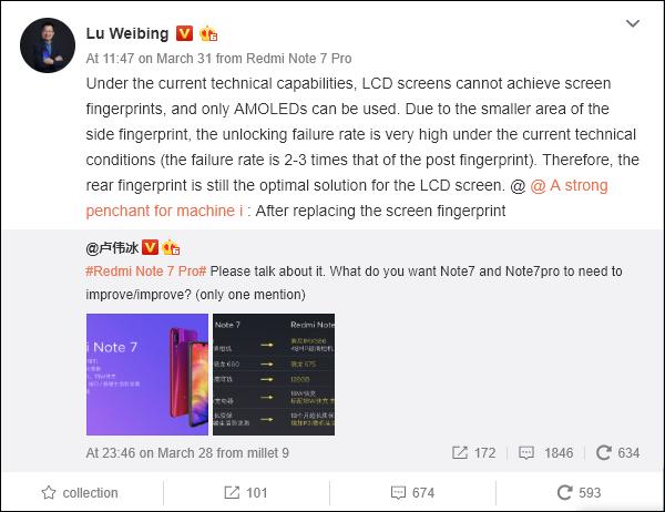 Sếp Redmi giải thích lý do dòng Redmi Note 7 không có công nghệ được nhiều fan yêu cầu nhất - Ảnh 1.