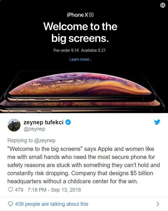 Phụ nữ chiếm 50% dân số nhưng thế giới này lại không được thiết kế dành cho họ, cứ nhìn iPhone và 6 ví dụ sau là rõ - Ảnh 7.