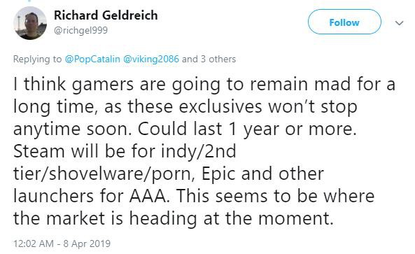 Cựu nhân viên Valve tuyên bố: Steam đang giết chết game PC - Ảnh 3.