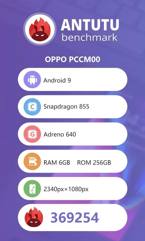 Điểm benchmark của Oppo Reno 10X Zoom Edition xuất hiện trên AnTuTu - Ảnh 1.