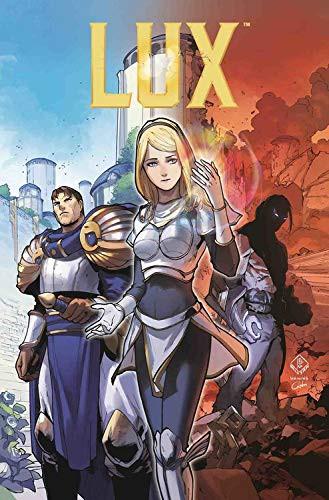 LMHT: Sau bộ truyện về Ashe, Marvel tiếp tục hợp tác với Riot Games để khai thác về Lux - Ảnh 3.