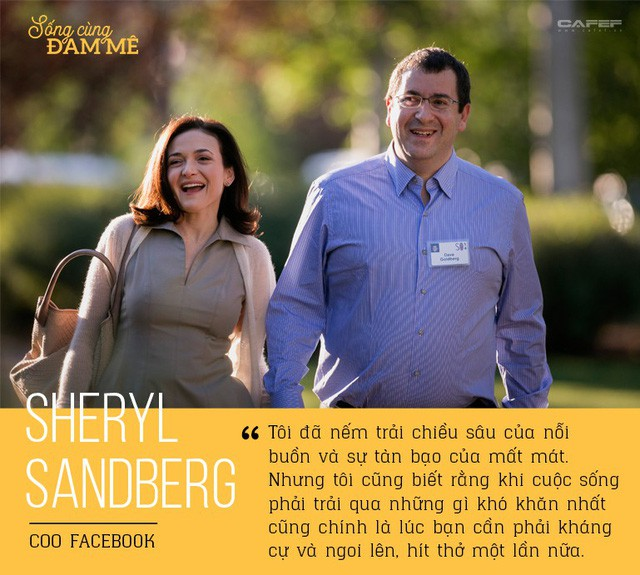 """Sheryl Sandberg và chuyện """"đi ngược"""" để chứng minh: Phụ nữ có thể thành công ở thánh địa của đàn ông! - Ảnh 5."""