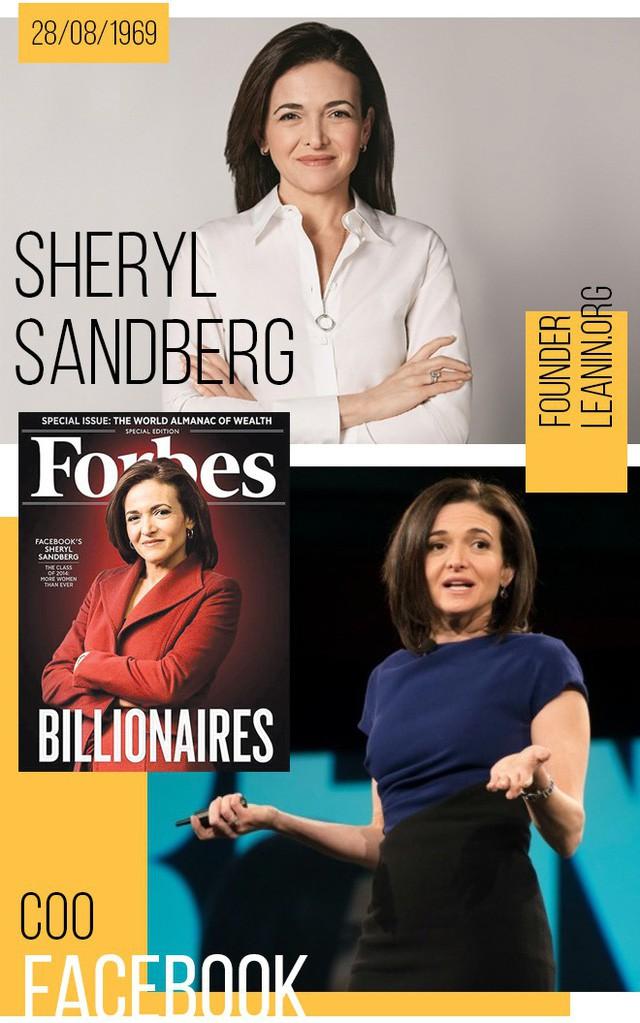 """Sheryl Sandberg và chuyện """"đi ngược"""" để chứng minh: Phụ nữ có thể thành công ở thánh địa của đàn ông! - Ảnh 7."""