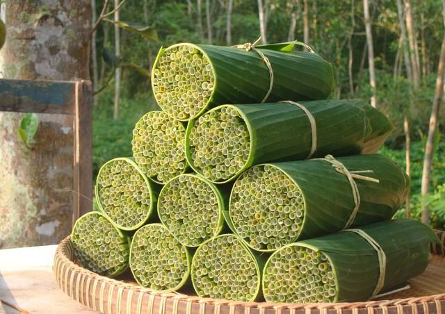 Người đàn ông Việt Nam chế ống hút từ cỏ, giúp giải quyết vấn đề rác thải nhựa - Ảnh 2.