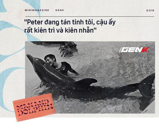 Đọc cuối tuần: Năm 1965, một cô gái dạy cá heo nói Tiếng Anh, cuối cùng con cá đã yêu cô ấy điên cuồng - Ảnh 9.