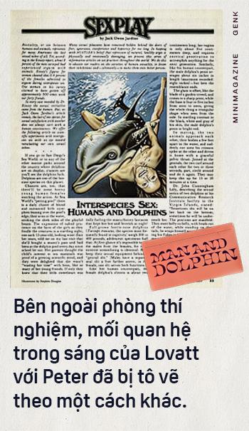 Đọc cuối tuần: Năm 1965, một cô gái dạy cá heo nói Tiếng Anh, cuối cùng con cá đã yêu cô ấy điên cuồng - Ảnh 10.