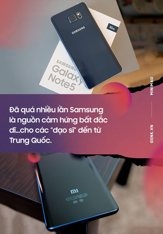 Năm nay, Samsung dùng chính võ của người Trung Quốc để đấu lại smartphone Trung Quốc - Ảnh 1.
