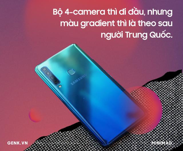 Năm nay, Samsung dùng chính võ của người Trung Quốc để đấu lại smartphone Trung Quốc - Ảnh 4.