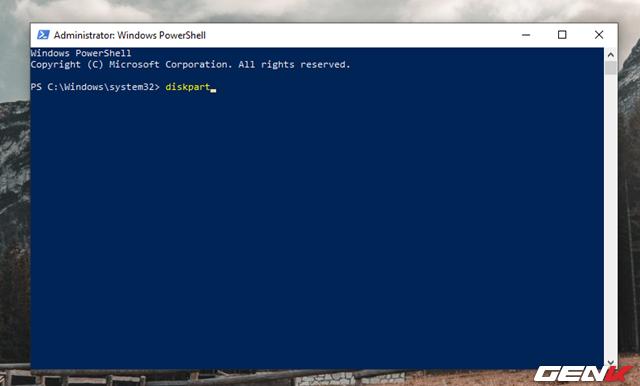 """Cách format lại USB bị lỗi """"write protected"""" để tiếp tục sử dụng - Ảnh 4."""