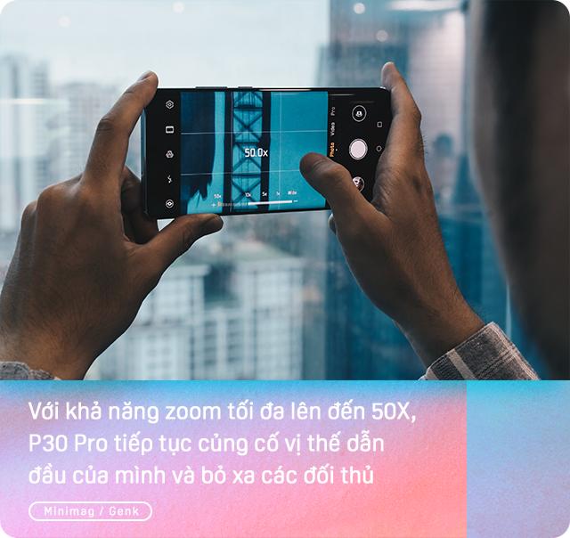 Đánh giá Huawei P30 Pro: Chiếc smartphone phi thường dành cho người không bình thường - Ảnh 7.