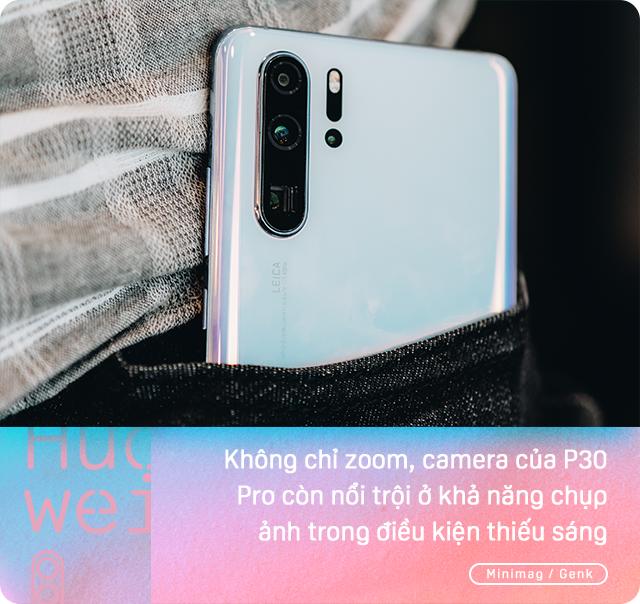 Đánh giá Huawei P30 Pro: Chiếc smartphone phi thường dành cho người không bình thường - Ảnh 16.
