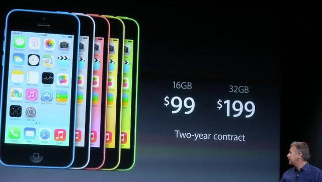 """Nhìn lại """"thảm họa"""" iPhone 5c – Apple lụi tàn khi không còn """"đắt xắt ra miếng"""" - Ảnh 4."""