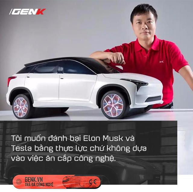 Coder Trung Quốc tuyên bố đánh bại Elon Musk và Tesla bằng thực lực chứ không phải đi ăn cắp công nghệ - Ảnh 2.