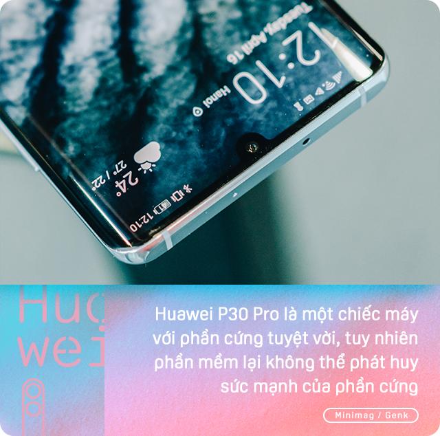 Đánh giá Huawei P30 Pro: Chiếc smartphone phi thường dành cho người không bình thường - Ảnh 39.