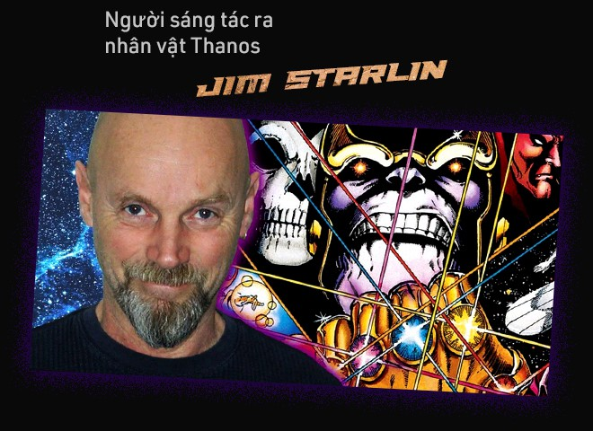 Thanos - Từ nhân vật vay mượn DC Comics đến vai phản diện tuyệt vời nhất trong lịch sử phim ảnh - Ảnh 6.