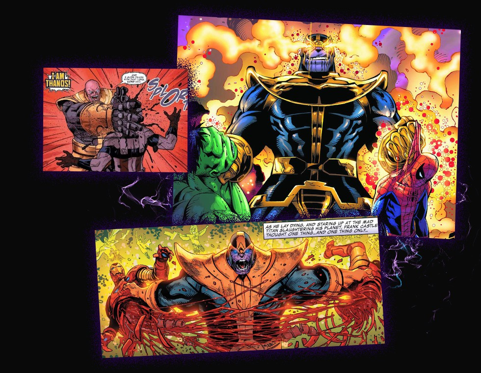 Thanos - Từ nhân vật vay mượn DC Comics đến vai phản diện tuyệt vời nhất trong lịch sử phim ảnh - Ảnh 14.