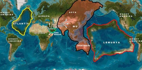 Lemuria: Lục địa bí ẩn trong truyền thuyết có thực sự tồn tại? - Ảnh 7.