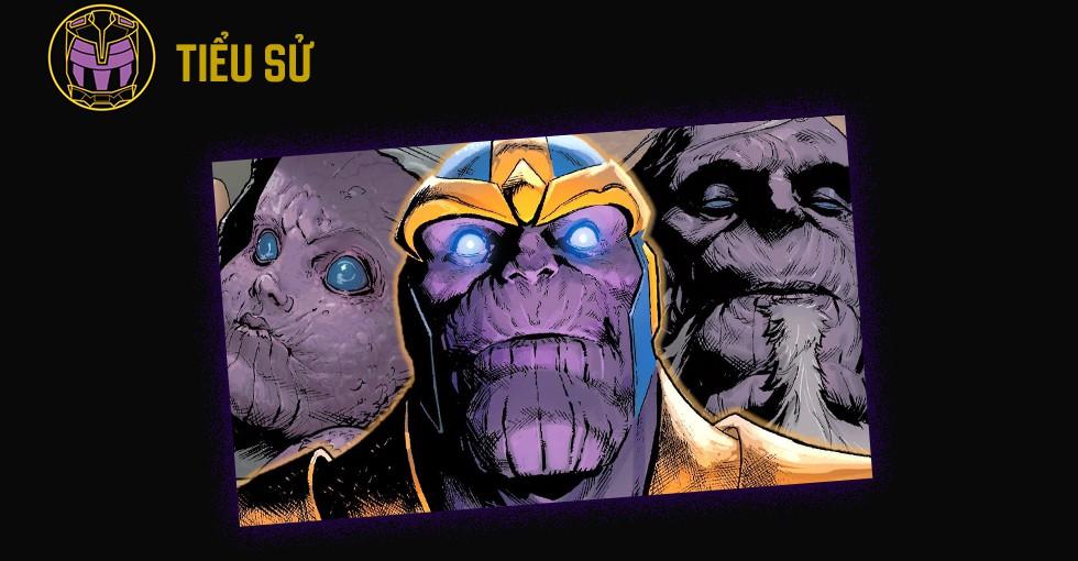 Thanos - Từ nhân vật vay mượn DC Comics đến vai phản diện tuyệt vời nhất trong lịch sử phim ảnh - Ảnh 10.
