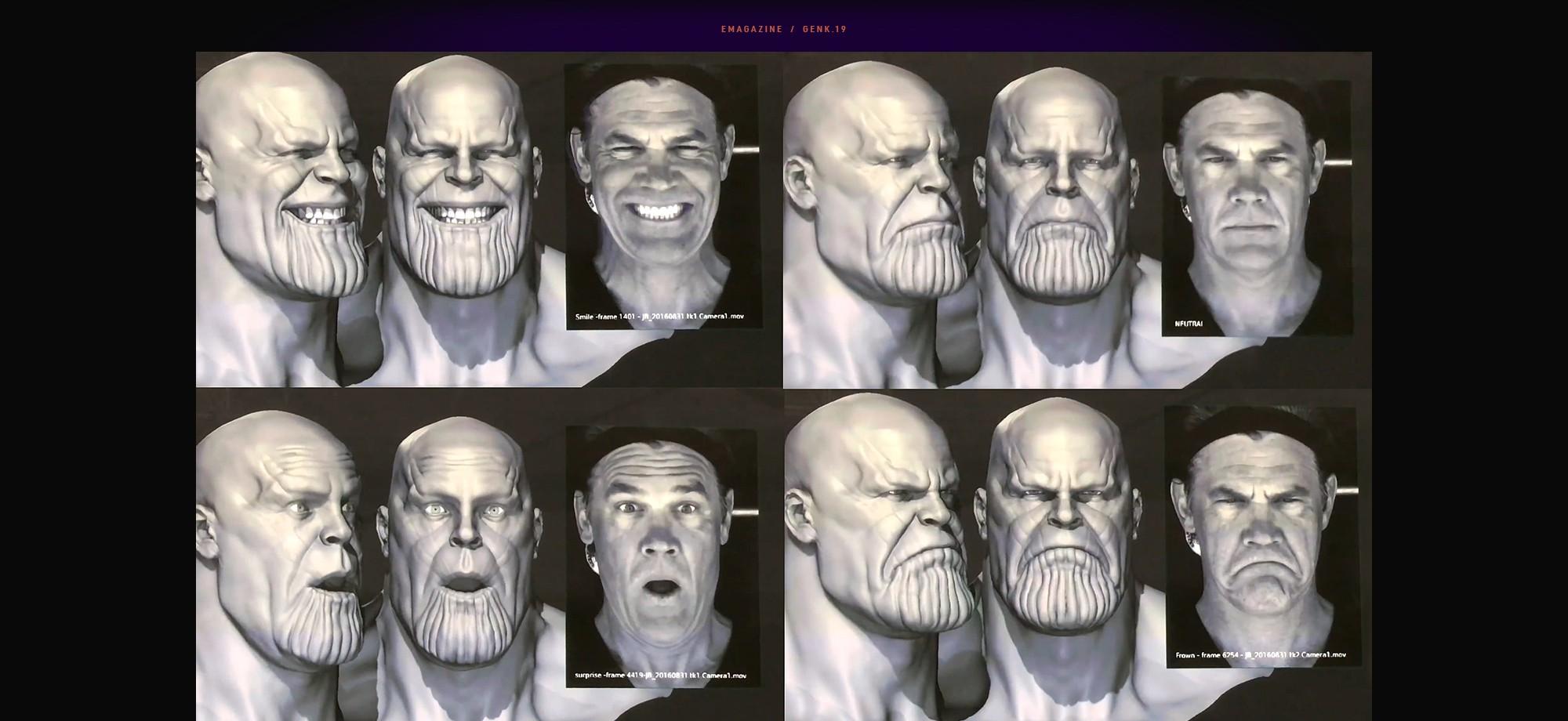 Thanos - Từ nhân vật vay mượn DC Comics đến vai phản diện tuyệt vời nhất trong lịch sử phim ảnh - Ảnh 28.