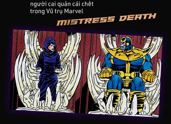 Thanos - Từ nhân vật vay mượn DC Comics đến vai phản diện tuyệt vời nhất trong lịch sử phim ảnh - Ảnh 20.