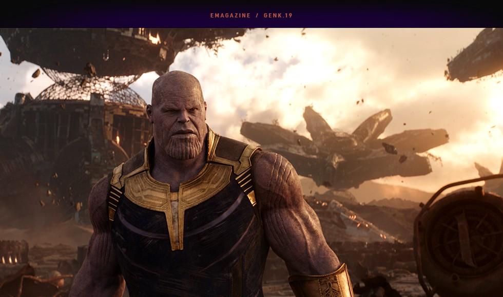 Thanos - Từ nhân vật vay mượn DC Comics đến vai phản diện tuyệt vời nhất trong lịch sử phim ảnh - Ảnh 21.