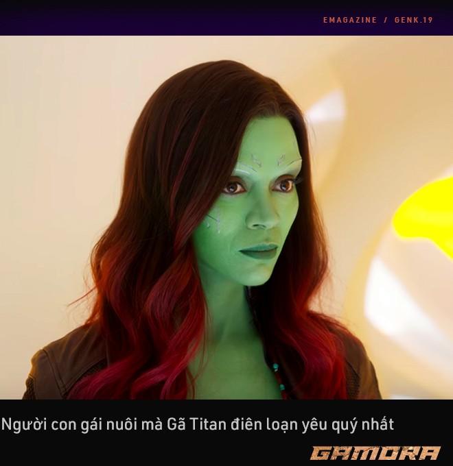 Thanos - Từ nhân vật vay mượn DC Comics đến vai phản diện tuyệt vời nhất trong lịch sử phim ảnh - Ảnh 22.